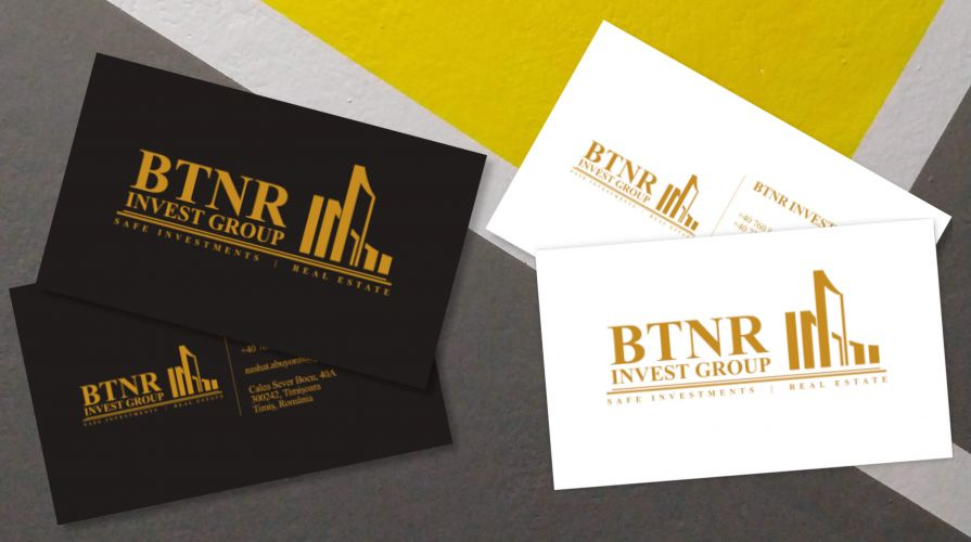 BTNR Real Estate Carte de vizita