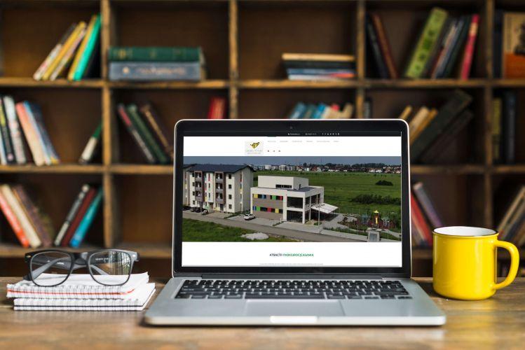 Park Giroc Site de prezentare